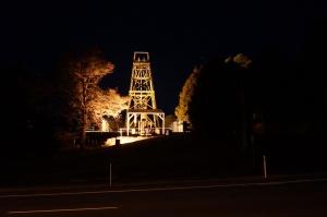 Wentworth Mine, Lucknow.