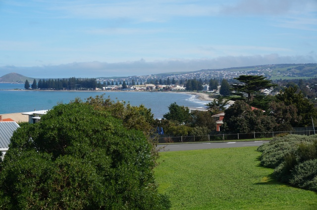 Victor harbour view.